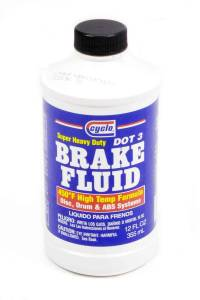 CYCLO #C55 12 Oz. Brake Fluid