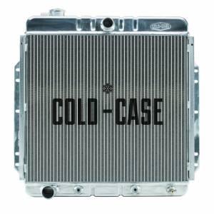 COLD CASE RADIATORS #FOT576A 53-56 Ford F100 Radiator