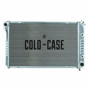 COLD CASE RADIATORS #GMB57A 84-87 Grand National Regal Turbo Radiator