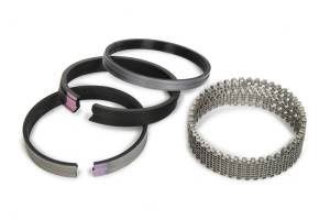 MICHIGAN 77 #3150034.045 Piston Ring Set 4.040 Moly 5/64 5/64 3/16