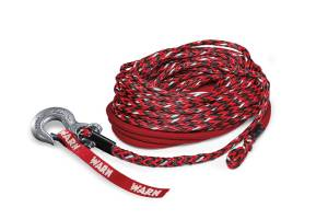 WARN #102560 Nightline Rope Assembly 3/8in x 80ft