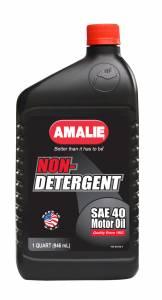 AMALIE #AMA60546-56 Non Detergent Motor Oil 40W Case 1 Quart