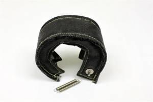 PROSPORT GAUGES #PSTBT3-BLK Turbo Blanket T3 Black 1850deg
