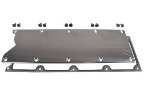 ICT BILLET #551629G LS Gen 3 VALLEY PAN Cover with GASKET Plate Bill