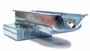 CHAMP PANS #CP360-7 Mopar 360 Comp Series Oi l Pan (7 qt.)