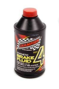 Brake Fluid DOT 4 12oz.