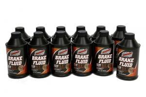 CHAMPION BRAND #4056K/12 Brake Fluid DOT 5.1 12x12 oz.
