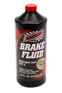 Brake Fluid DOT 3 1Qt.