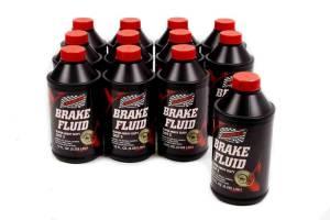 CHAMPION BRAND #4057K/12 Brake Fluid DOT 3 12x12 oz.