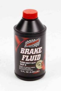 Brake Fluid DOT 3 12oz.