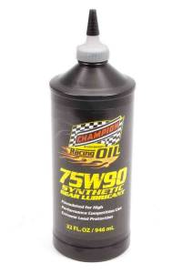 CHAMPION BRAND #CHO4312H 75w90 Synthetic Gear Lube 1Qt