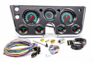 CLASSIC INSTRUMENTS #CT67GS 1967-72 Chevy Truck G-Stock Gauge Set