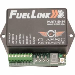CLASSIC INSTRUMENTS #SN34 Fuellink Fuel Interface