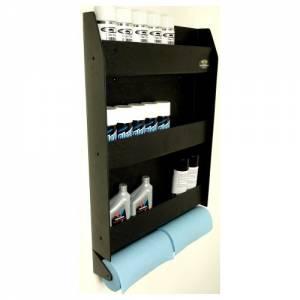 CLEAR ONE #TC156 Door Cabinet w/Paper Towel Rack