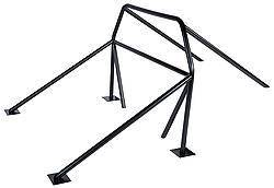 COMPETITION ENGINEERING #C3000 8PT Roll Cage Strut Kit