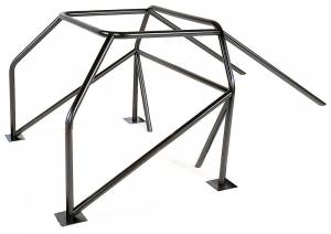 COMPETITION ENGINEERING #C3240 10-Point Roll Cage - 05-09 Mustang