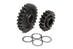 COLEMAN MACHINE #207-35 Q/C Gear Pro-Lite Set