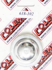 COLEMAN MACHINE #618-102 Dust Cap GM