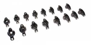COMP CAMS #1620-16 BBC Rocker Arm Set - 1.7 Ratio 7/16 Stud