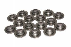 COMP CAMS #1756-16 Valve Spring Retainers - L/W Tool Steel 10 Degree