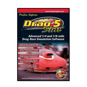 COMP CAMS #181601 Software - Drag Sim 5