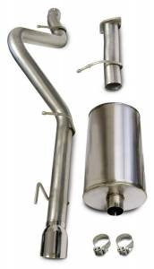 CORSA PERFORMANCE #14256 Exhaust Cat-Back - 3.0in Single Rear Exit