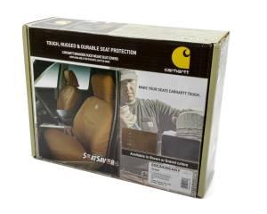 COVERCRAFT #SSC3435CAGY Carhartt Seat Saver Gray Front 13-16 Dodge Ram