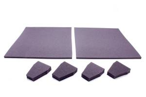 THE CRASH PAD #PR-CP-BP01 Back Pad Only Shoulder Height
