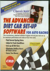 CHASSIS R AND D #20 The Advanced Dirt Car Set-up