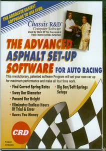 CHASSIS R AND D #2004 The Advanced Asphalt Set-up