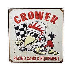 CROWER #86441 Crower Racing Cams Sign
