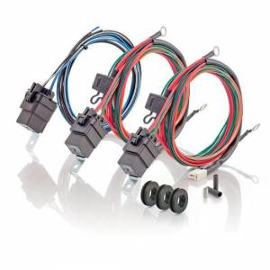 Wiring Harness Double Electric Fan & A/C * CLOSEOUT ITEM CALL 1-800-603-4359 FOR BEST PRICE