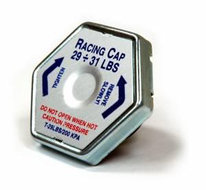 C AND R RACING RADIATORS #50-00003 Radiator Cap Large 31lb