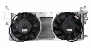C AND R RACING RADIATORS #56-00000 07-12 GT 500 Heat Exchanger Kit