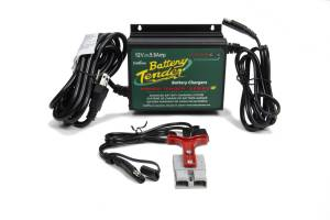 C AND R RACING RADIATORS #61-10003 Battery Charger 12 Volt DC for Portable Eng Htr