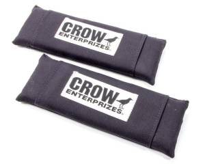 CROW ENTERPRIZES #11564 Harness Pads 3in Velcro