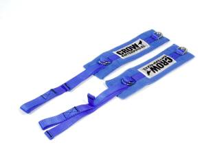 Blue 3in Arm Restraint