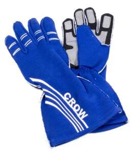 CROW ENTERPRIZES #11823 All Star Glove Blue Large
