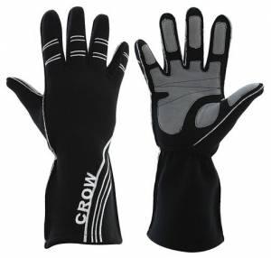CROW ENTERPRIZES #11824 All Star Glove Black Large