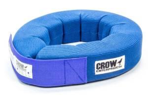 CROW ENTERPRIZES #20163 Neck Collar Knitted 360 Degree Blue SFI 3.3