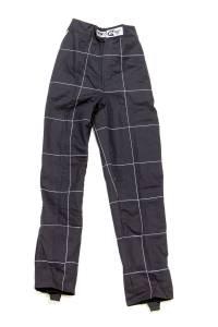 CROW ENTERPRIZES #29024 Pants 2-Layer Proban Black Large