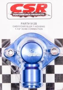 CSR PERFORMANCE #912-1.5B Swivel Thermostat Hsng. GM & Mopar 1-1/2in Hose