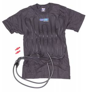 COOL SHIRT #1012-2042 Cool Shirt Large Black