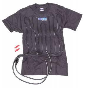 COOL SHIRT #1012-2052 Cool Shirt X-Large Black