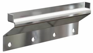 CARR #220542 Gutter-less Mount Kit Stainless Steel