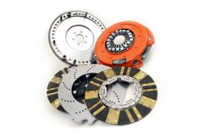 CENTERFORCE #4115728 DYAD Twin Disc Clutch Kit 63-80 Ford Cars  * Special Deal Call 1-800-603-4359 For Best Price