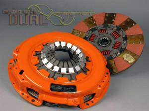 CENTERFORCE #DF490309 05-06 Mustang V6 Dual Friction Clutch Kit