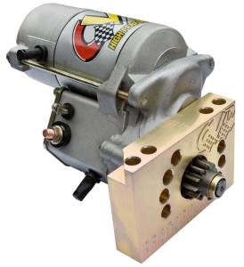 CVR PERFORMANCE #5323M Chevy Max Protorque Starter 168 Tooth 3.1 HP