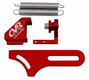 CVR PERFORMANCE #64151R 4150 Throttle Return Spring Kit - Red