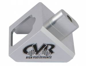 CVR PERFORMANCE #641CL GM Passing Gear Cable Bracket - Clear